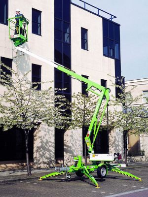 NIFTYLIFT 120T Towable Cherry Pickers