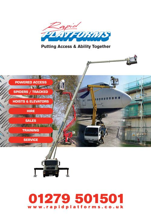 Products & Services Brochure