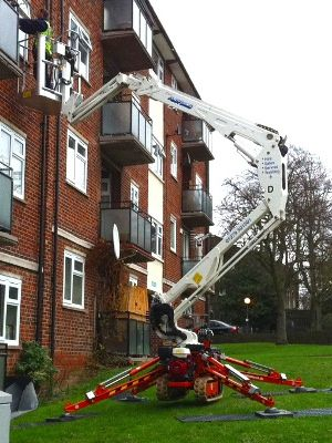 EASYLIFT R-160 Spider Lift