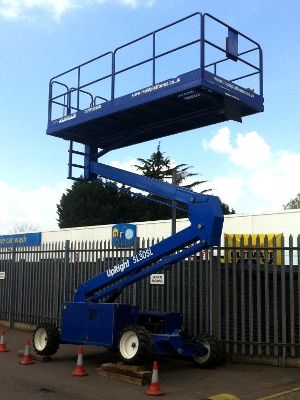 UPRIGHT SL-30 SPEED LEVEL Scissor Lift