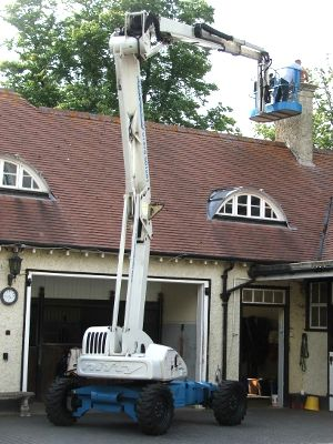 NIFTYLIFT HR21 4x4 Boom Lift