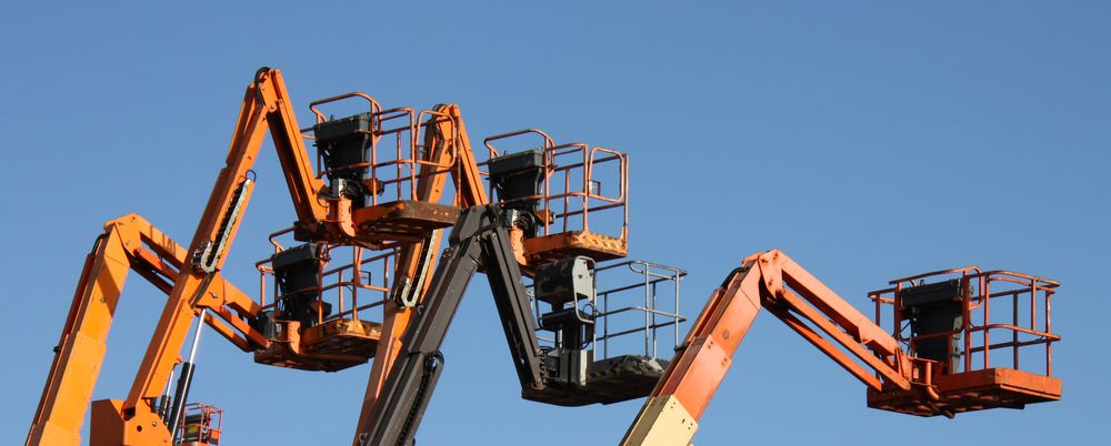 Why you may need to hire or buy a cherry picker