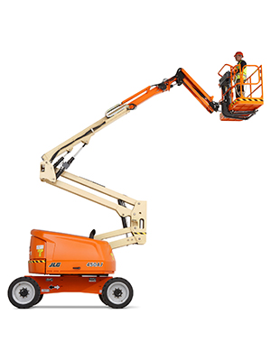 BA45DS Articulating Boom Lift