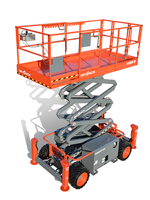 S26DX Scissor Lift